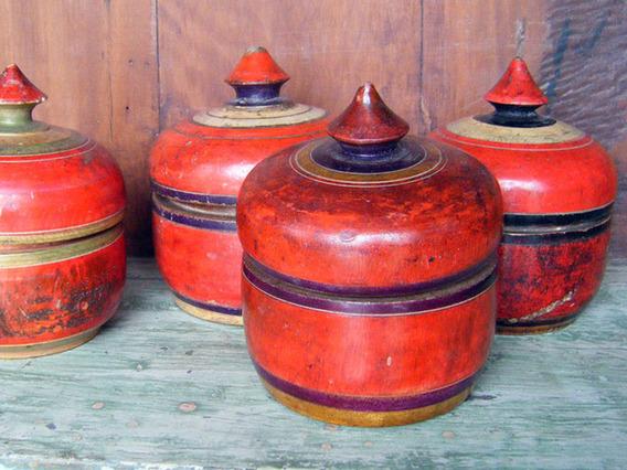 Old Tikka Pot