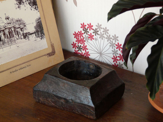 View our  Old Tikka Pot from the  Vintage Wooden Pots collection