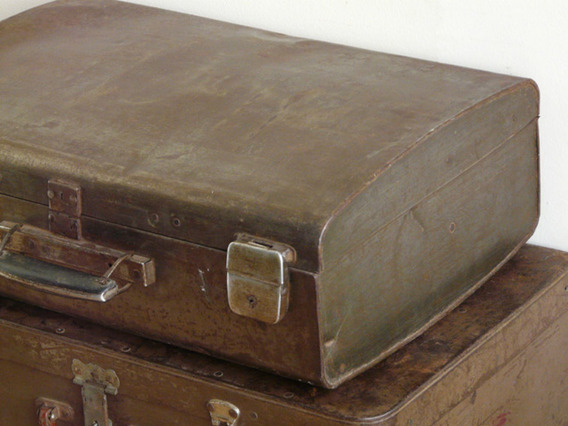 Old Travel Case