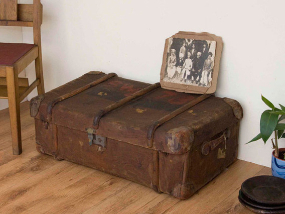 View our  Old Travel Trunk from the   collection