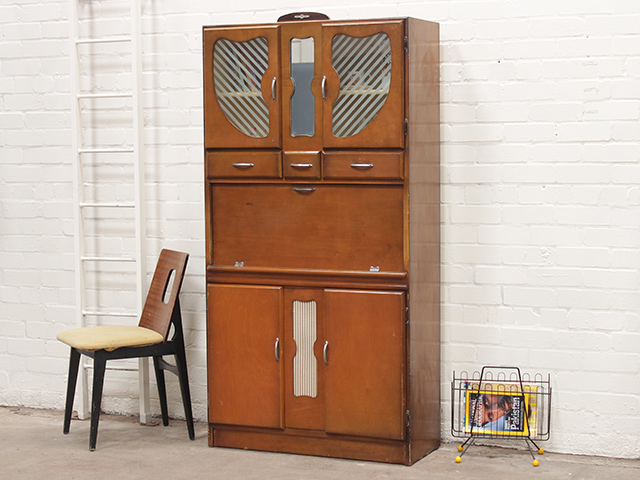 Original 50s Retro Kitchen Cabinet