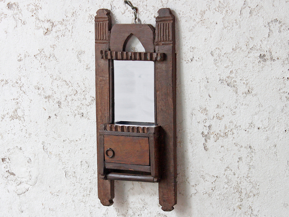 View our  Antique Mirror from the  Hallway collection
