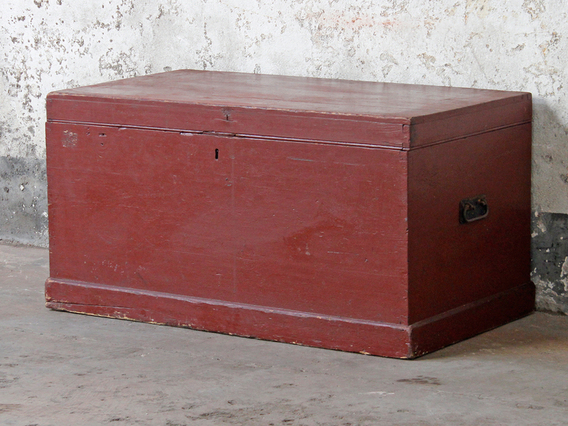 View our  Painted Pine Chest from the  Furniture and Interiors collection