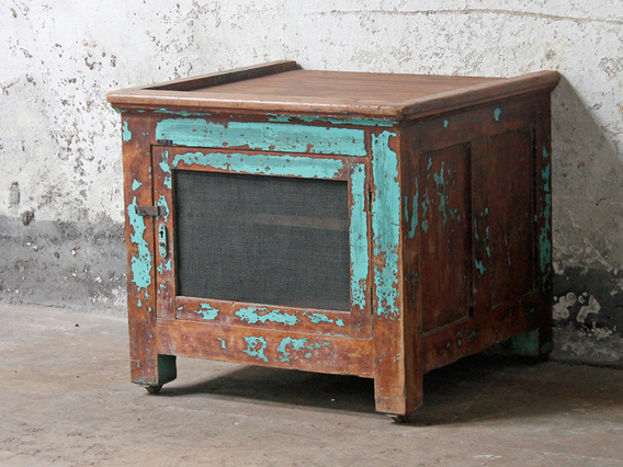 View our  Painted Side Table from the   collection