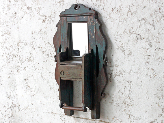 View our  Shabby Chic Mirror from the  Furniture and Interiors collection