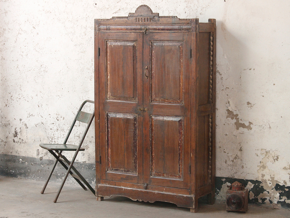 View our  Pantry Cupboard from the  Vintage Cabinets & Cupboards collection