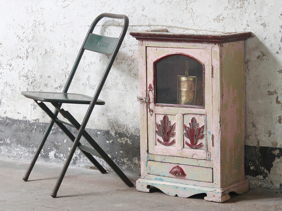 View our  Pink Shabby Chic Cabinet from the  Vintage Cabinets & Cupboards collection