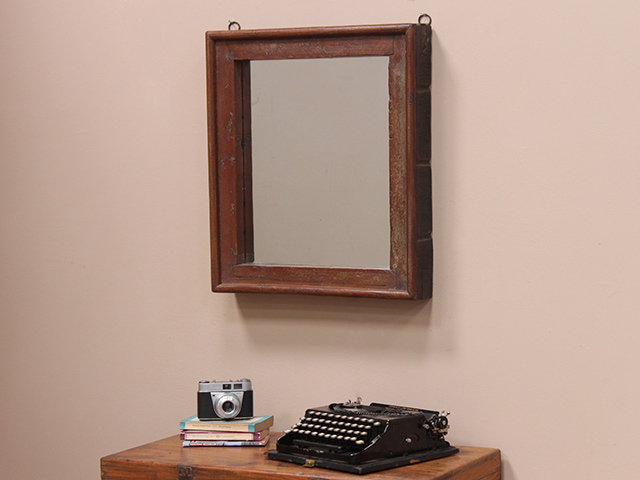 View our  Reclaimed Vintage Mirror from the   collection