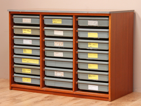View our  Retro School Filing Cabinet from the   collection