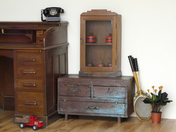 View our  Retro Wooden Cabinet from the  Vintage Cabinets & Cupboards collection
