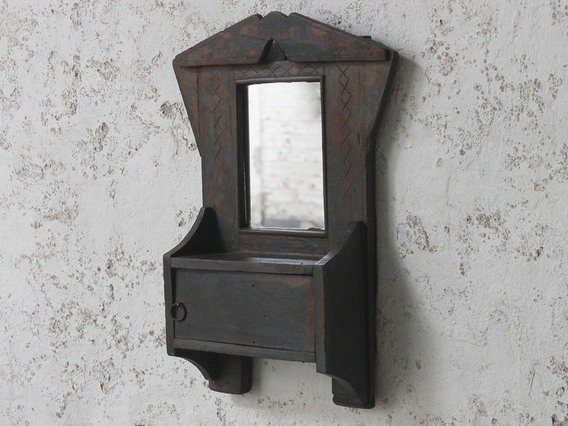 View our  Rustic Mirror from the   collection