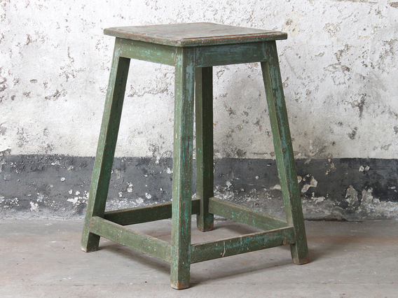 View our  Rustic Stool from the  Old Chairs, Stools & Benches collection