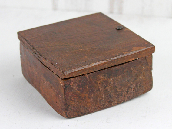 View our  Rustic Storage Box from the   collection