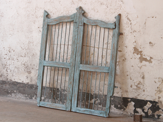 View our  Vintage Wooden Gates from the   collection