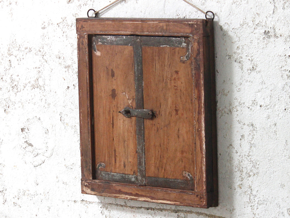 View our  Rustic Window Mirror from the  Mirrors  collection