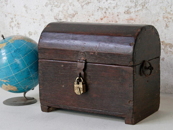 View our  Pirate Treasure Chest from the  For The Home collection