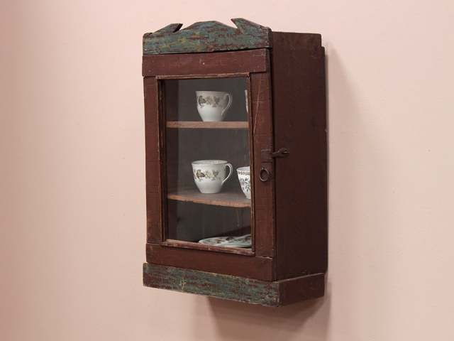 View our  Rustic Wall-Hanging Cabinet from the  Vintage Cabinets & Cupboards collection