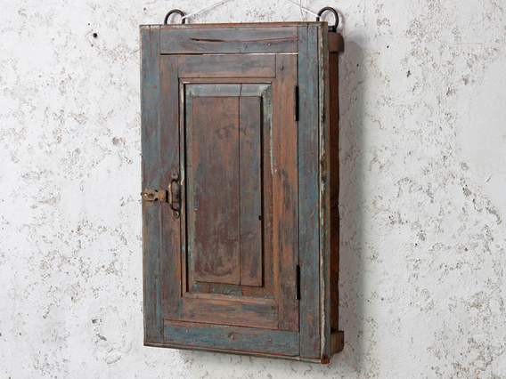 View our  Rustic Window Frame Mirror from the   collection