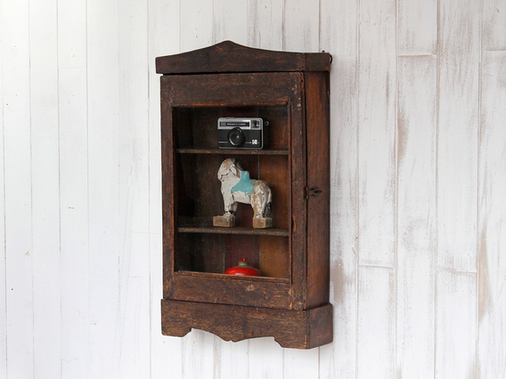 View our  Small Wall Cabinet from the  Vintage Cabinets & Cupboards collection
