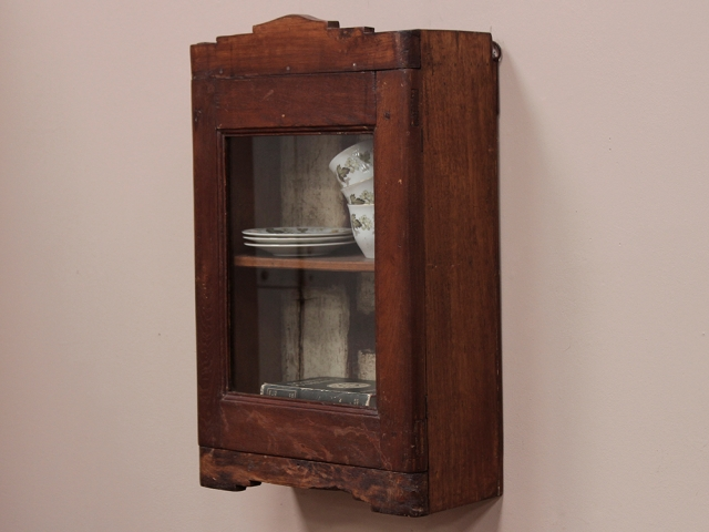 Small Wooden Cabinet