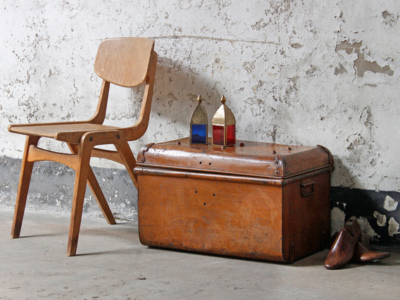 View our  Storage Trunk from the  Old Travel Trunks collection