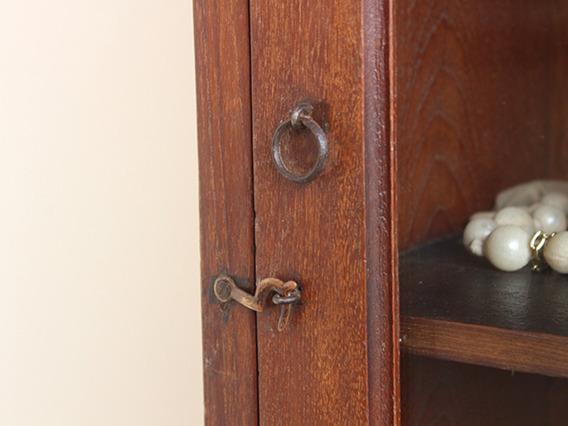 Teak Bathroom Cabinet CABS30378