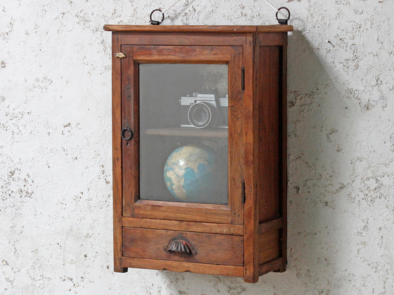 View our  Vintage Wooden Cabinet from the   collection