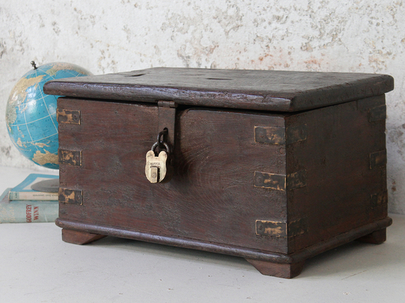 View our  Vintage Money Box from the  Office Furniture collection