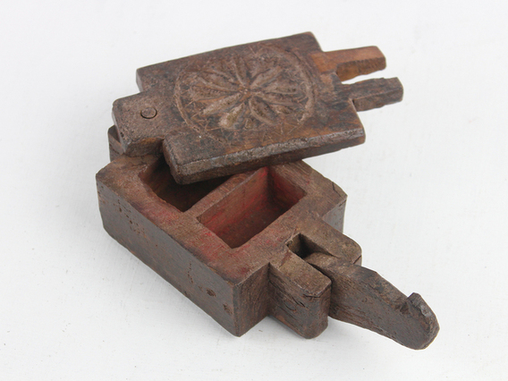 View our  Traditional Indian Spice Box from the   collection
