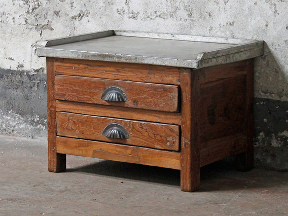 View our  Vintage Side Table from the  Sold collection