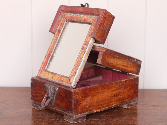 View our  Traditional Old Barber's Box from the   collection