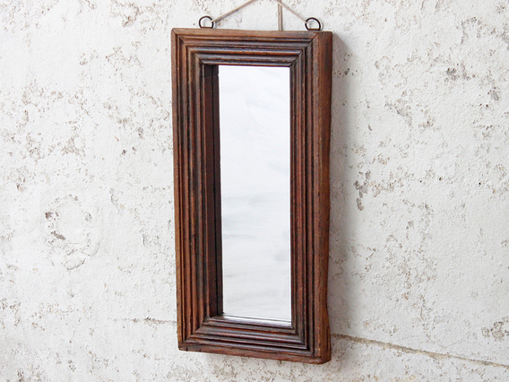 View our  Wall Mirror from the  Wooden Mirrors collection