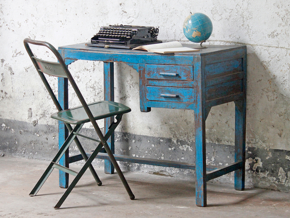 View our  Vintage Writer's Desk from the   collection