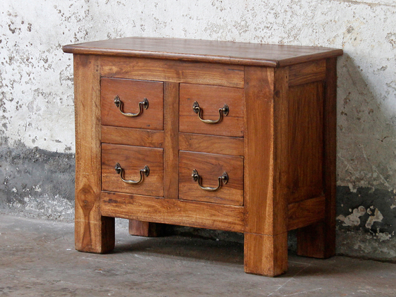 View our  Vintage Chest Of Drawers from the  Blanket Box collection