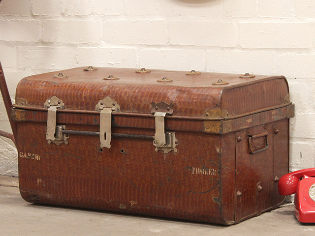 View our  Vintage Colourful Metal Travel Case  from the   collection