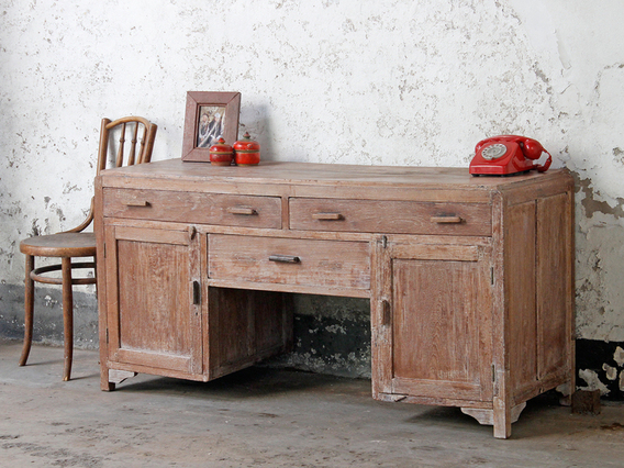 View our  Vintage Console Table from the  Vintage Tables & Desks collection