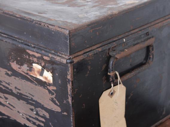 Vintage Deeds Box