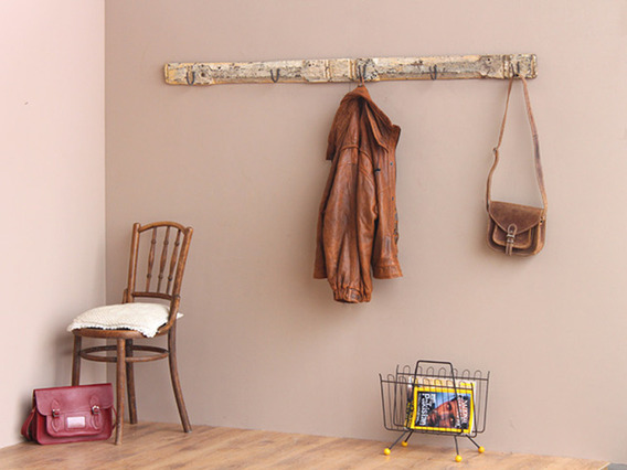 View our  Vintage Distressed Coat and Hat Hook Rack from the   collection