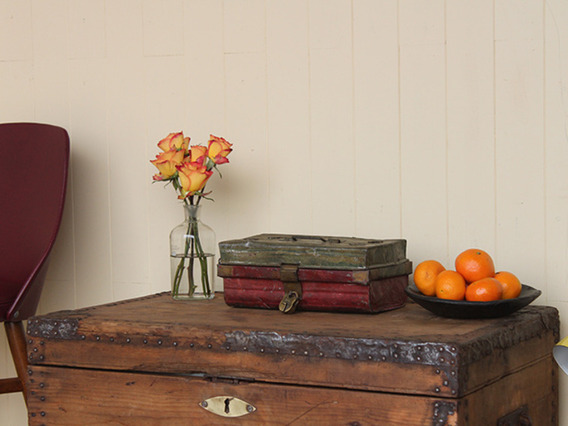 View our  Vintage Distressed Metal Box TLMT50101 from the   collection
