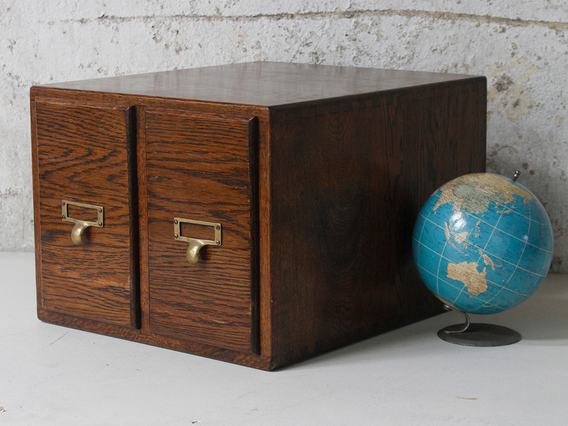View our  Vintage Filing Cabinet from the  Vintage Cabinets & Cupboards collection