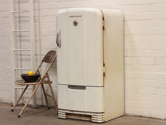 View our  Vintage Fridge By Prestcold from the   collection