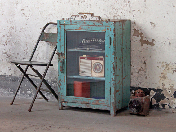View our  Shabby Chic Cabinet from the   collection