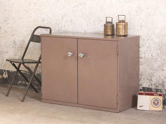 View our  Vintage Industrial Cabinet from the  Industrial Furniture collection