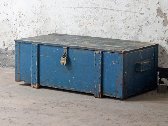 View our  Vintage Industrial Chest from the  For The Home collection