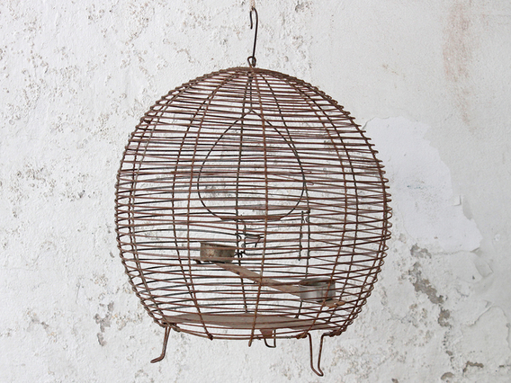 View our  Vintage Bird Cage from the   collection