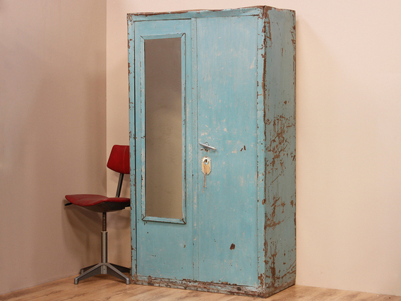View our  Vintage Metal Cupboard from the  SALE collection