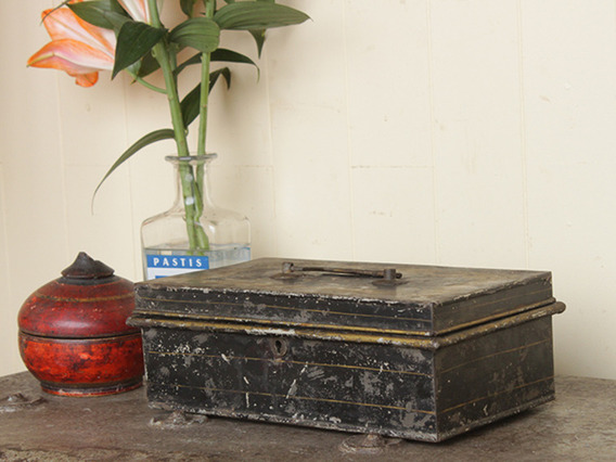 View our  Vintage Metal Moneybox from the   collection