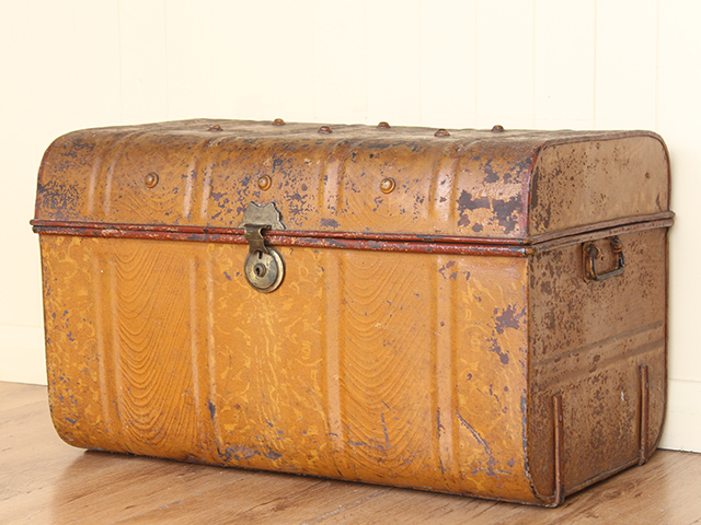View our  Vintage Metal Travel Case from the   collection