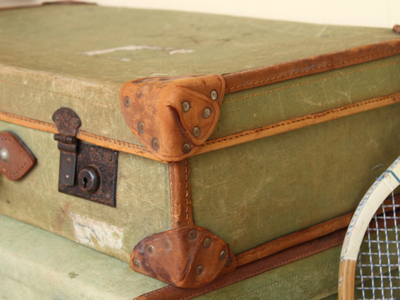View our  Vintage Military Suitcase from the   collection