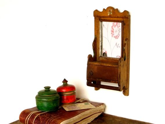 Vintage Mirror MIRR35060 C